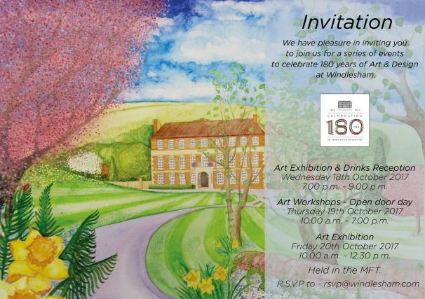 Art Exhib Invite